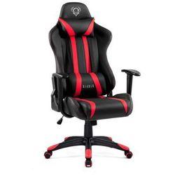 Fotel DIABLO CHAIRS X-One Czarno-czerwony + Zamów z DOSTAWĄ JUTRO!