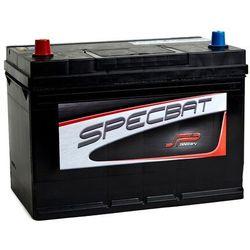 Akumulator SPECBAT 100Ah 720A EN Japan LEWY PLUS