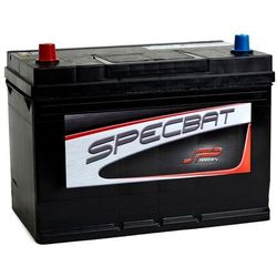 Akumulator SPECBAT 100Ah 800A EN Japan LEWY PLUS