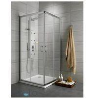 Kabiny prysznicowe, Radaway Premium plus 100 x 90 (30436-01-01N)