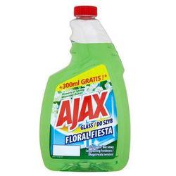 AJAX 750ml Floral Fiesta Płyn do mycia szyb zapas