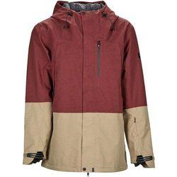 kurtka BONFIRE - Control Stretch Jacket Burgundy -Khaki (BUR) rozmiar: L