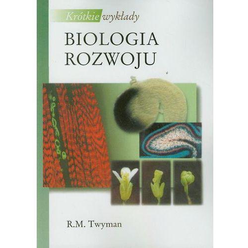 Biologia, Krótkie wykłady Biologia rozwoju (opr. miękka)