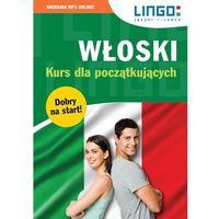 Książki dla dzieci, Włoski kurs dla początkujących książka + cdmp3 (opr. miękka)
