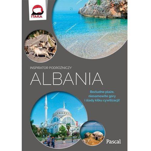 Przewodniki turystyczne, Albania Inspirator podróżniczy (opr. miękka)