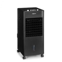 OneConcept Freshboxx, klimatyzator 3 w 1, 65W, 360 m³/h, 3 prędkości wiatru, czarny