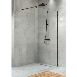 Ścianka prysznicowa 80 cm Velio New Trendy D-0141B ✖️AUTORYZOWANY DYSTRYBUTOR✖️