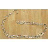 Łańcuchy, ŁAŃCUCH metalowy owalny