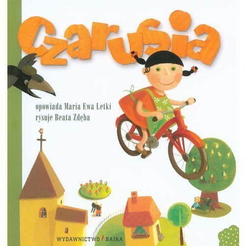 Książki dla dzieci, Czarusia (opr. twarda)