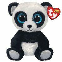 Pluszaki pozostałe, Maskotka TY INC Beanie Boos Bamboo - Panda 15 cm