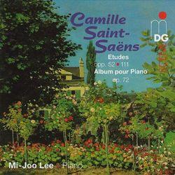 C. Saint-Saens - Etudes-Album Pour Piano