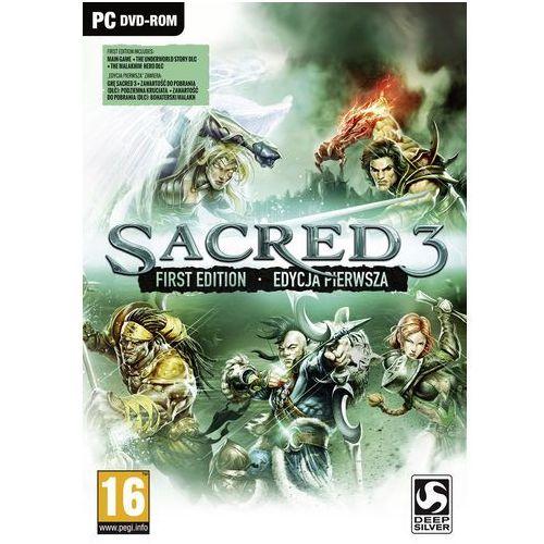 Gry na PC, Sacred 3 Pierwsza Edycja PL PC
