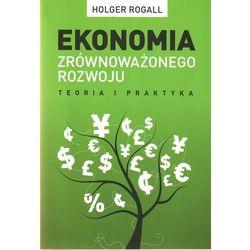 Ekonomia zrównoważonego rozwoju (opr. miękka)