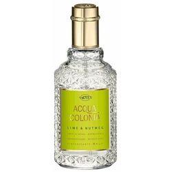 4711 Acqua Colonia Lime & Nutmeg edc 50 ml - 4711 Acqua Colonia Lime & Nutmeg edc 50 ml