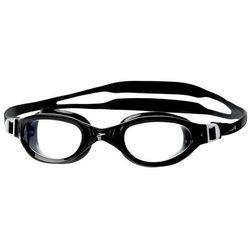 Okulary Speedo FUTURA plus black/clear - Czarny Przy złożeniu zamówienia do godziny 16 ( od Pon. do Pt., wszystkie metody płatności z wyjątkiem przelewu bankowego), wysyłka odbędzie się tego samego dnia.