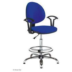 krzesło specjalistyczne SMART GTP27 steel02 Ring Base chrome z mechanizmem CPT