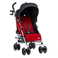 Wózki spacerowe, Wózek BABY JOGGER Vue Red czerwono-czarny 26430