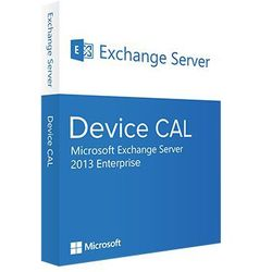 Exchange Server 2013 Enterprise Device CAL elektroniczny certyfikat