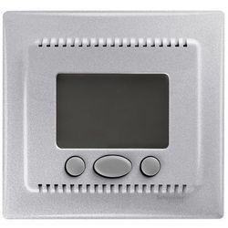 SEDNA Regulator temperatury Schneider z funkcją komfort aluminiowy SDN6000260