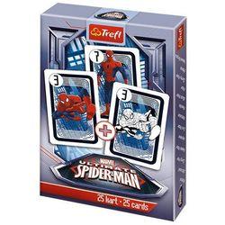 Karty TREFL Piotruś Spider-Man 08451