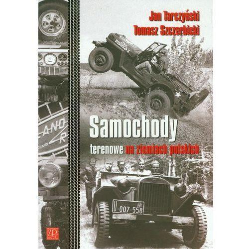 Biblioteka motoryzacji, Samochody terenowe na ziemiach polskich (opr. broszurowa)
