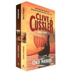 PAKIET OKO NIEBIOS / PRZEMYTNIK - Clive Cussler (opr. miękka)