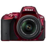 Lustrzanki cyfrowe, Nikon D5500