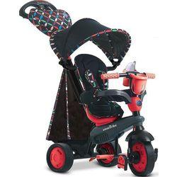 Trójkołowiec SMART TRIKE Touch Steering Boutique 4 w 1 Czerwony + DARMOWY TRANSPORT!