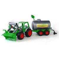 Traktory dla dzieci, Farmer technik traktor-ładowarka z cysterną