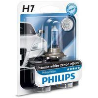 Pozostałe oświetlenie samochodu, Żarówka, reflektor dalekosiężny PHILIPS 12972WHVB1