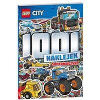 Naklejki, Lego city 1001 naklejek supermaszyny