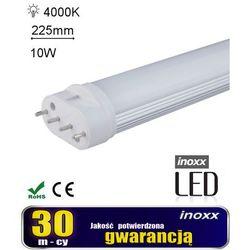 Świetlówka LED kompaktowa PL-L 2G11 10W neutralna