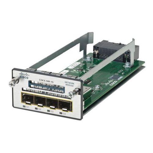 Switche i huby, C3KX-NM-1G Moduł Cisco 4x 1GbE SFP