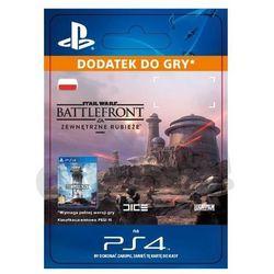 Star Wars Battlefront - Zewnętrzne Rubieże DLC [kod aktywacyjny]