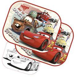DISNEY CARS AUTA OSŁONKI ZASŁONKI PRZECIWSŁONECZNE ROLETY BOCZNE +GRATIS