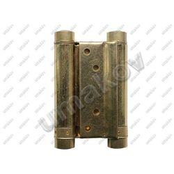 Zawias sprężynowy wahadłowy Brass, L=100mm