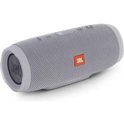 Głośnik mobilny JBL Charge 3 Szary Wodoodporny IPX7 + DARMOWY TRANSPORT!