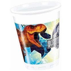 Kubeczki urodzinowe Jurassic Park - Park Jurajski - 200 ml - 8 szt.