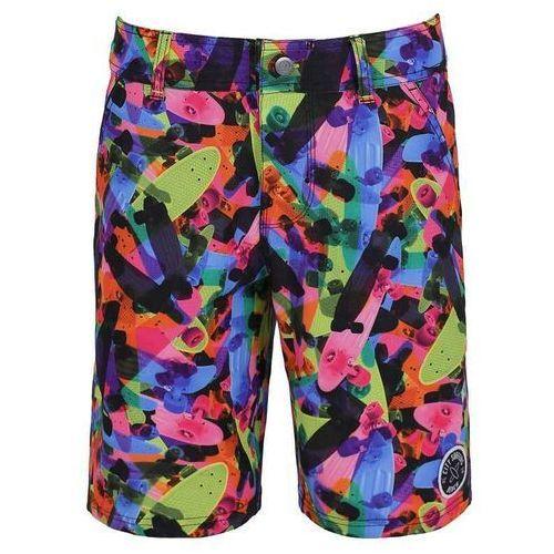 Kąpielówki, strój kąpielowy BENCH - Arcade Cmy Skate Black (BK014) rozmiar: 30
