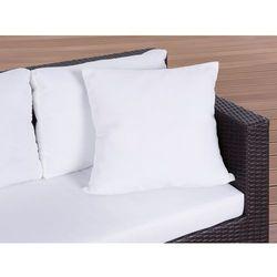 Poduszka ogrodowa - dekoracyjna - poduszka 50x50 cm beżowa