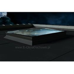 Okno do płaskiego dachu OKPOL PGX B6 Spherline 60x90