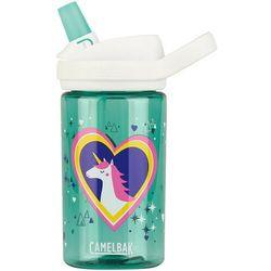 CamelBak eddy+ Bak to School LTD Bottle 400ml Kids, turkusowy/kolorowy 2021 Bidony Przy złożeniu zamówienia do godziny 16 ( od Pon. do Pt., wszystkie metody płatności z wyjątkiem przelewu bankowego), wysyłka odbędzie się tego samego dnia.