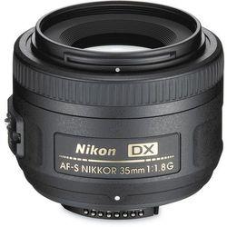 Nikon Nikkor AF-S 35mm f/1.8G - BEZPŁATNY ODBIÓR: WROCŁAW!