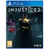 Gry na PS4, Injustice 2 (PS4)