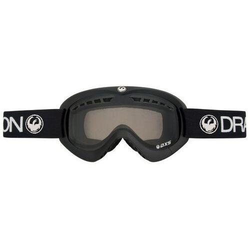 Kaski i gogle, gogle snowboardowe DRAGON - Dxs Coal (Smoke + Yellow) (034)