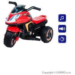 Elektryczny motocykl BAYO KICK red