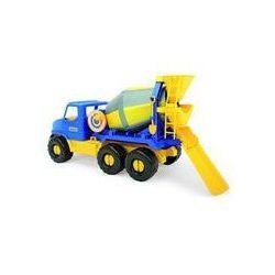 City Truck Niebieska seria Wader (betoniarka)
