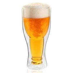 Szklanka do piwa z podwójnymi ściankami Vialli Design Amo 350 ml
