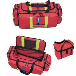 Zestaw ratownictwa medycznego PSP-R1 t300: torba, nosze typu deska, szyny Kramera