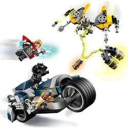 LEGO Super Heroes 76142 Avengers: Walka na motocyklu